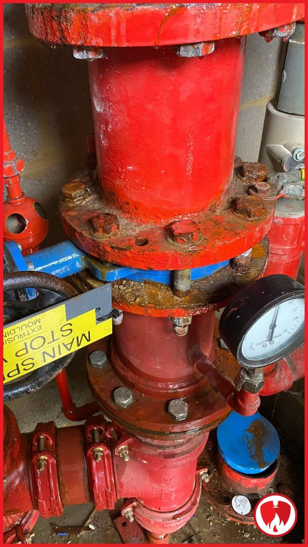 Valve Set Replacement in New Hythe Business Park Kent