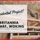 Residential Project – Britannia Wharf, Woking