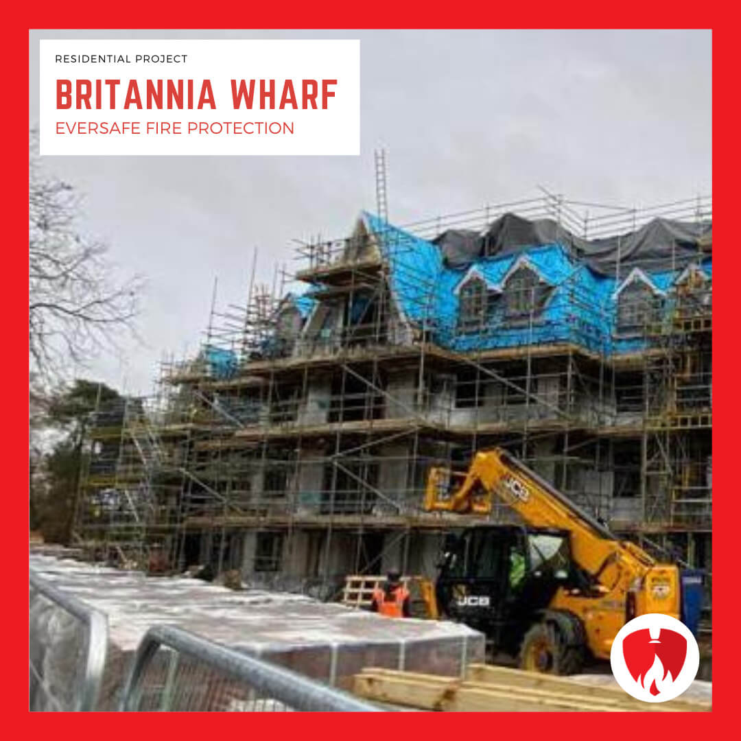 Residential Project - Britannia Wharf, Woking