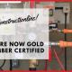 Constructionline Gold Member Certified